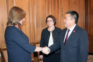Турсунбеков: Кыргызстану интересны практика и опыт европейского парламентаризма