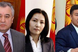 ГНС подтвердила о сборе информации о налогах родственников Текебаева