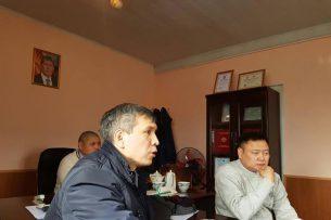 Компания, работающая на месторождении Шамбесай, готова пойти на примирение с местным населением