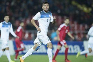 Сборная по футболу Кыргызстана сыграла вничью с курским «Авангардом»