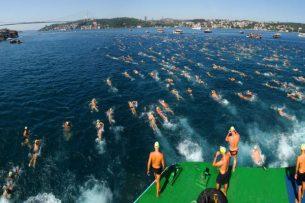 Кыргызстанцы примут участие в заплыве через Босфор