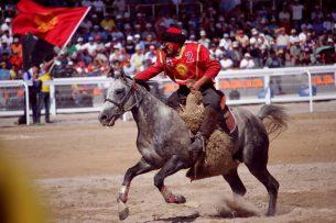 В Бишкеке и Оше пройдут конноспортивные игры