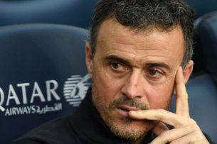 Тренер «Барселоны» Луис Энрике объявил об уходе