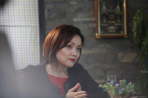 Аида Касымалиева стала депутатом Жогорку Кенеша