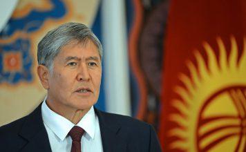Астана ответила на высказывания Атамбаева о переходе Казахстана на латиницу