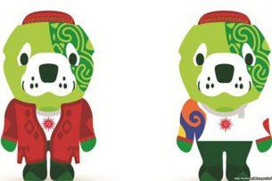 Президент Туркменистана раскритиковал талисман Азиады-2017