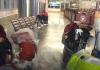 Кыргызстанка с дочерью третий месяц живет в московском аэропорту