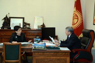 Президент поручил эффективно использовать средства при строительстве школ