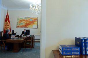 Президенту рассказали о развитии искусства в стране