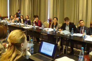 В Бишкек обсудили вопросы старения населения Кыргызстана