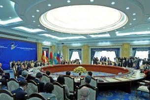 В Бишкеке по итогам заседания Евразийского межправсовета подписаны 10 соглашений