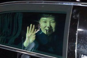 Прокуратура Южной Кореи запросила ордер на арест экс-президента страны