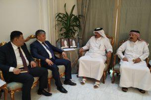 Кыргызстан проведет бизнес-форум в городе Доха