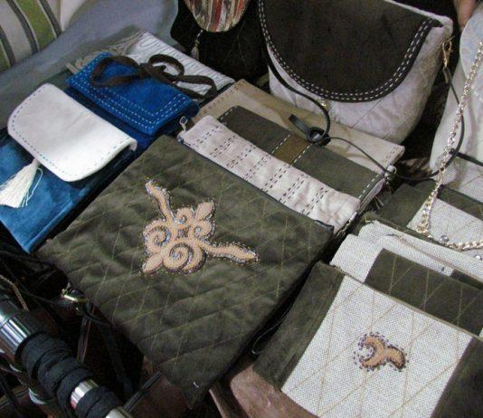 Более 50 швейных компаний представили свою продукцию на ярмарке в Бишкеке