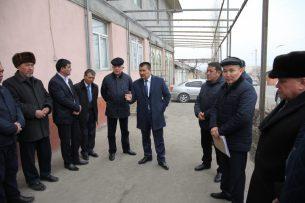 Из-за замены газопровода закроют проезд в микрорайон «Амир-Тимур» Оша