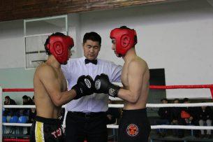 В Бишкеке определили лучших кикбоксеров Кыргызстана