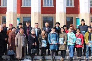 Студенты ОшГУ отправились на обучение в Южную Корею
