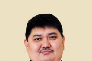 Искендер Асылкулов назначен зампредседателя налоговой