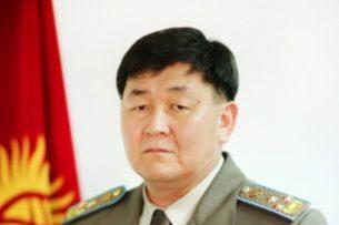 Мирбек Касымкулов назначен председателем Госкомитета по делам обороны