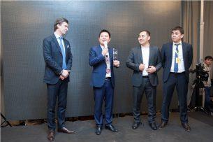 Beeline отметил лучших бизнес-партнеров – поставщиков услуг из Кыргызстана