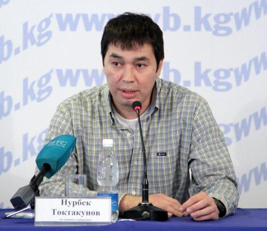 Нурбек Токтакунов: Убийство девушки в здании милиции – результат безграмотности законодателей