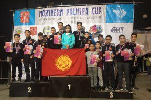 Кыргызские таэквондисты привезли 4 золотые медали с соревнования в Санкт-Петербурге