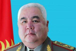 Закир Тиленов освобожден от должности замначальника Генерального штаба Вооруженных сил