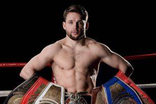 Алексей Федосеев стал лицом чемпионата по кикбоксингу в Корее