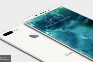 Названа дата старта производства iPhone 8