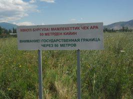 Кыргызстан и Таджикистан описали более 500 км спорных границ