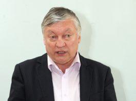 Анатолий Карпов: Я рад, что в Кыргызстане идет возрождение шахмат