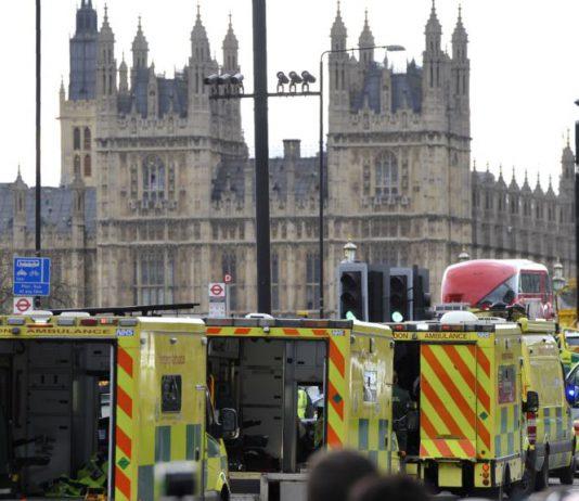 Полиция Лондона: Нападение в среду связано с исламистским терроризмом