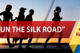 «РСК Банк» — партнер VI Международного марафона «Run the Silk Road»