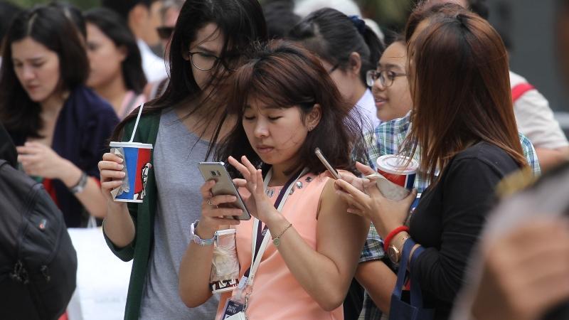 Встолице Китая протестировали первую вмире экспериментальную сеть 5G