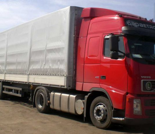 В таможенных пунктах КНР находятся более 100 кыргызских грузовых машин