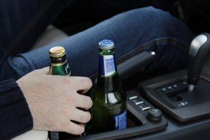 Сотрудник ГКНБ, совершивший автонаезд на милиционера, был пьян