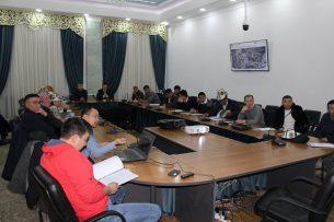 В Госкомитете недропользования обсудили вопрос конфликтного проекта «Шамбесай»