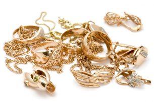 В Кыргызстан пытались незаконно ввести золото на сумму более 240 тысяч сомов