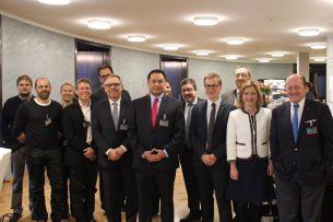 Швейцария и Кыргызстан учредили общество поддержки Группы дружбы и сотрудничества