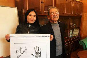 В Бишкеке появится своя «Аллея славы» кинематографистов