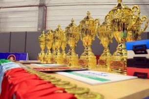 В Бишкеке завершился турнир на кубок мэра по вольной борьбе