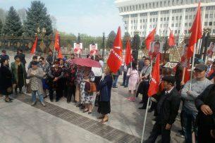Первомайский суд Бишкека рассмотрит меру пресечения Омурбеку Текебаеву
