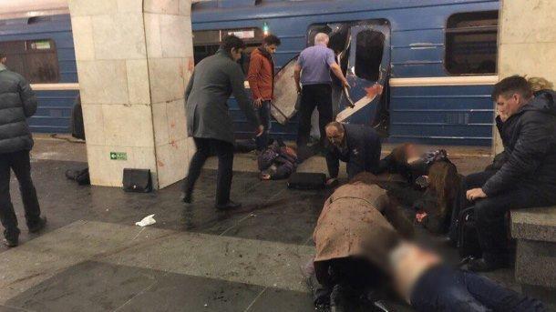 Следователи назвали имя исполнителя теракта впетербургском метро