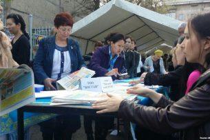 В Алматы ярмарки вакансий теперь проводят у мечетей