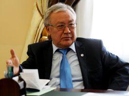 Правительство досрочно прекратило полномочия президента НАН КР