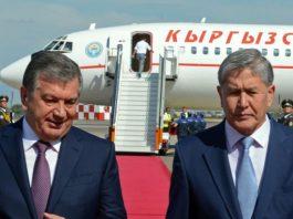 Президент Кыргызстана посетит с визитом Узбекистан