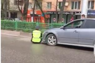 Дела не будет: Водителя, сбившего сотрудника ПМ, отпустили домой
