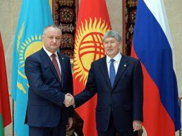 Президент Молдовы: Мы первопроходцы в ЕАЭС