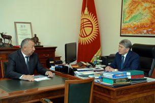 Президент поручил МЧС не допускать риска подтопления жилых территорий