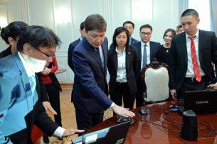 Кыргызстан заинтересован в привлечении японских технологий в реализацию проекта «Таза Коом»